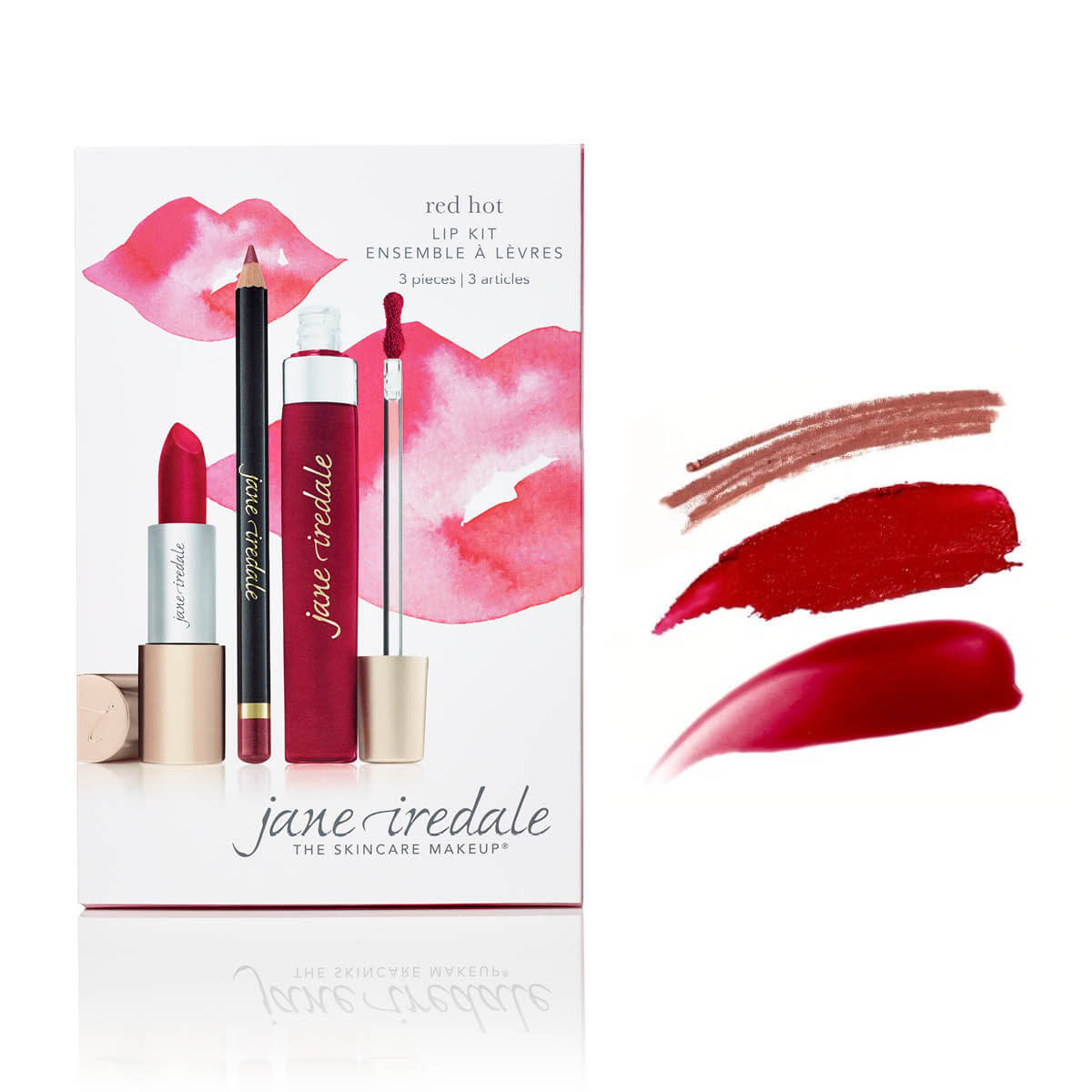 Lip Kit - Red Hot